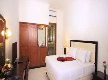 Inna Bali Hotel Bali - Deluxe Room Only Regular Plan