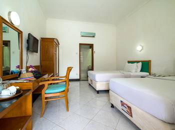 Inna Bali Hotel Bali - Standard Room Only A Day Time Deal