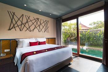 Sanur Art Villas Bali - One Bedroom Villa Private Pool Basic Deal 34%
