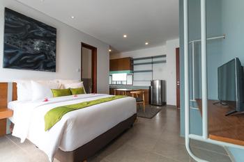 Sanur Art Villas Bali - Kamar Studio  Basic Deal 34%