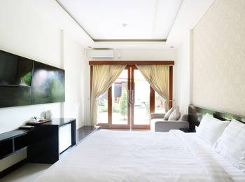 The Umah Pandawa Bali - Deluxe Double Room Breakfast Included Last Minutes Deal