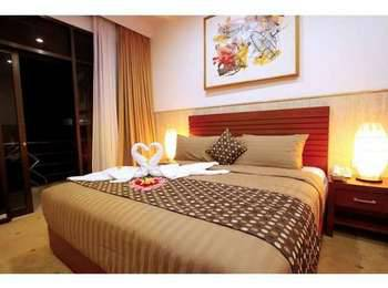 Bali Paradise City Hotel Bali - Deluxe Room Only - NR Regular Plan