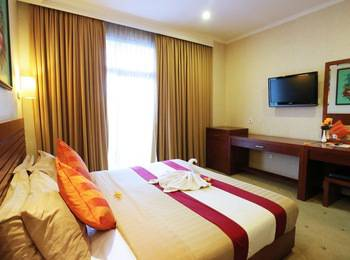 Bali Paradise City Hotel Bali - Superior Room Only - NR Super Sale 67%