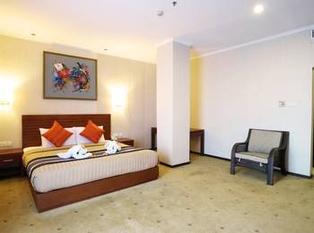 Bali Paradise City Hotel Bali - Deluxe Room Only - NR Special Sale 67%