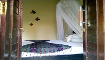 Blues Guest House Bali - Standard Double Room Regular Plan