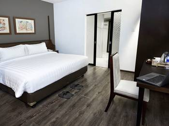 Amanuba Hotel & Resort Rancamaya Bogor - Superior Room Only Regular Plan