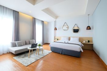 Lopi Hotel Makassar - Family Suite Regular Plan