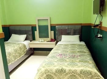 B Shaw Hotel & Restaurant Jakarta - Standard Twin Room Only Twin Basic
