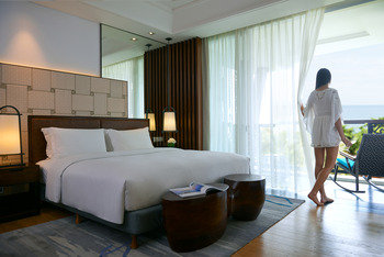 Sofitel Bali Nusa Dua Beach Resort Bali - Luxury Room, Ocean View (with Breakfast) Regular Plan