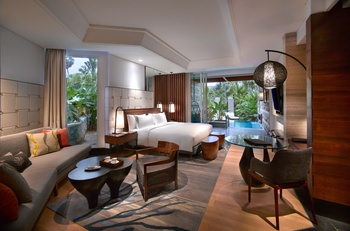 Sofitel Bali Nusa Dua Beach Resort Bali - Luxury Room, Plunge Pool Regular Plan