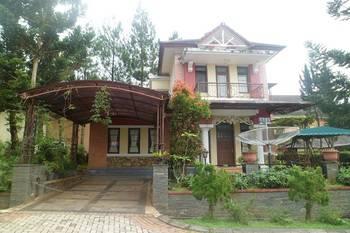 Villa Kota Bunga Violet Cianjur - Villa 2 Bedrooom Regular Plan