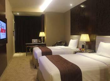 Regata Hotel Bandung - KAMAR KELUARGA Regular Plan