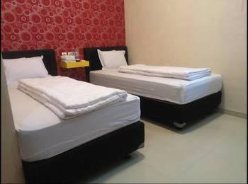 Hotel Srikandi Bandara Jogja - Room Twin Regular Plan