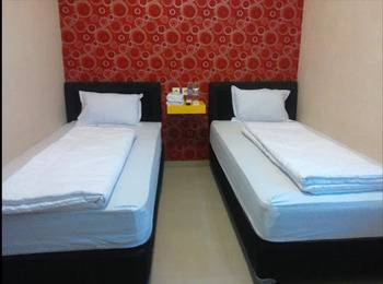 Hotel Srikandi Bandara Jogja - Room Twin Regular Plan
