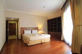 The Sultan Residence Jakarta Jakarta - Apartment 1 Bedroom Breakfast Regular Plan