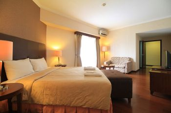The Sultan Residence Jakarta Jakarta - Apartment 1 Bedroom - Room Only Regular Plan