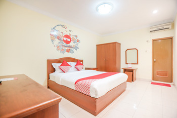 OYO 169 Kuningan 21 Jakarta - Deluxe Double Room Regular Plan