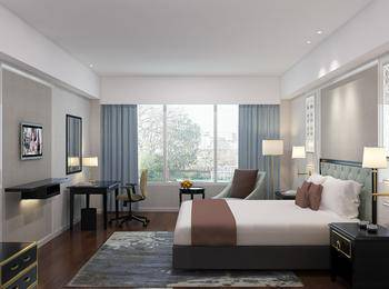 Hotel Melia Purosani Yogyakarta - The Level Double Or Twin Room  Regular Plan