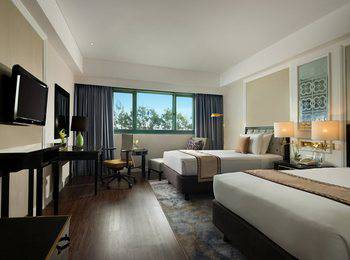Melia Purosani Yogyakarta Yogyakarta - The Level Tropical Garden View 30% Discount January 2021