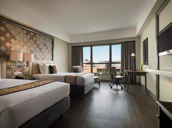 Hotel Melia Purosani Yogyakarta - Deluxe Double Or Twin Room Only 20% Discount 1 Night
