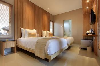 Puri Padma Hotel Bali - Deluxe Twin Room Basic Deal 40%