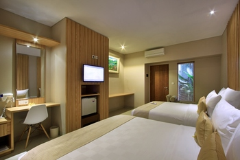 Puri Padma Hotel Bali - Family Room Basic Deal 40%