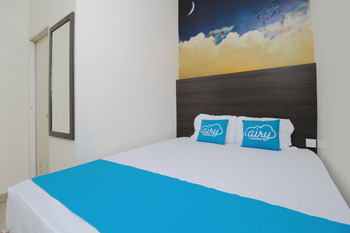 Airy Eco Ratu Indah Mappanyukki 50D Makassar - Standard Double Room Only Regular Plan