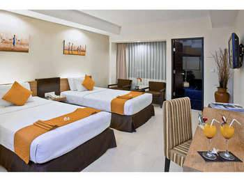 The Sunset Hotel Bali - Super Deluxe Room  Regular Plan