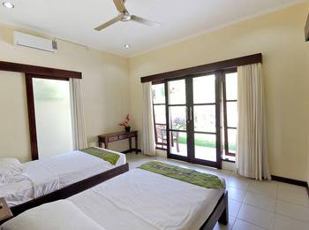 Medewi Bay Retreat Bali - Two Bed Room Luxury Vlla With Private Swimming Pool Regular Plan