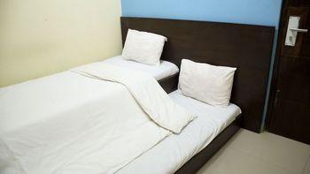 KJA Hotel Tegal Tegal - Standard Twin Room Only Regular Plan