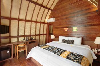Allamanda Villa Jimbaran Bali - Joglo  Regular Plan