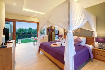Allamanda Villa Jimbaran Bali - 2 Bedroom Suite Villa Regular Plan