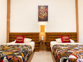 Hinggil Homestay Syariah Yogyakarta - Superior Twin Room Last Minute