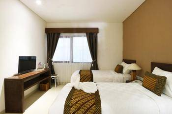 Hotel Puriartha Ubud Bali - Deluxe Double or Twin  Room Only Special Promo 40% Off
