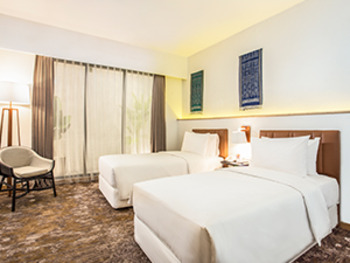 Swiss-Belinn Singkawang Singkawang - Premier Deluxe Twin Room Only Regular Plan