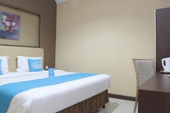 Airy Kuantan Raya 120 Pekanbaru - Deluxe Double Room with Breakfast Special Promo Jan 5