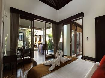 Transera Grand Kancana Villas Bali - Honeymoon Package at One Bedroom Villa with Private Pool Regular Plan