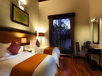 Transera Grand Kancana Villas Bali - Two Bedroom Pool Villa - Room Only  Regular Plan
