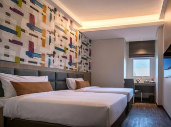 Hotel 88 Fatmawati - Superior Room Twin Regular Plan
