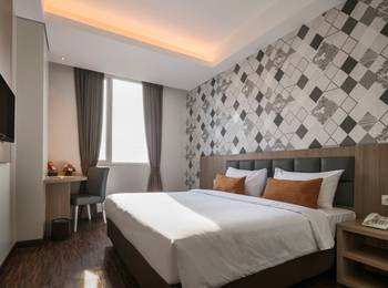 Hotel 88 Fatmawati - Superior Room Double Regular Plan