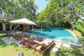 Villa Sin Sin Bali - 2 Bedrooms Artistic Villa 2 Breakfast NR LOS 2N 25%