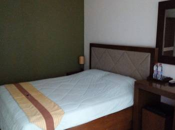 Pension Guest House Bandung - Deluxe Double Room Only Regular Plan