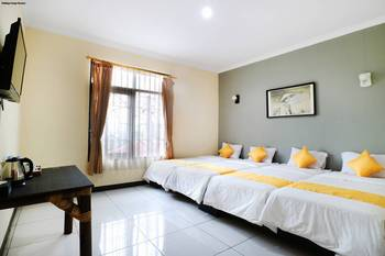 Saung Balibu Hotel & Resto Bandung - Deluxe Room Only Regular Plan