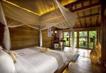 Blue Karma Hotel Ubud Ubud - Bungalow Superior Regular Plan