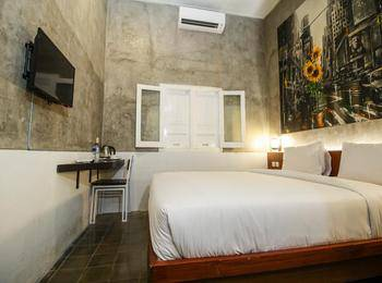 Watu Agung Guesthouse Magelang - Standard Double Regular Plan