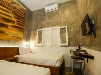 Watu Agung Guesthouse Magelang - Standard Twin Save 15%