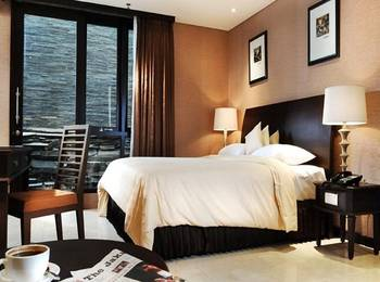 The Palais Dago Hotel Bandung - Deluxe Room Regular Plan