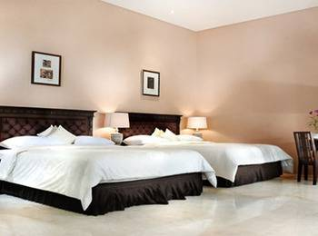 The Palais Dago Hotel Bandung - Family Suite Room Only                                 Januari DEAL