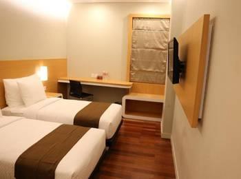 Kuta Majesty Hotel Bali - Majesty Room with Breakfast Regular Plan