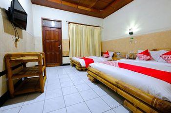 OYO 1425 Beach Wind Bungalows Lombok - Standard Family Room Early Bird Deal